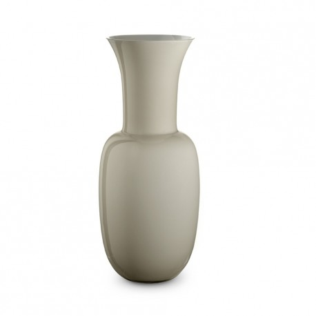 Ming Dove Grey Vase