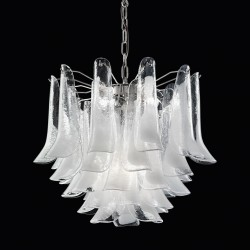 Tulip Chandelier 5 Lights