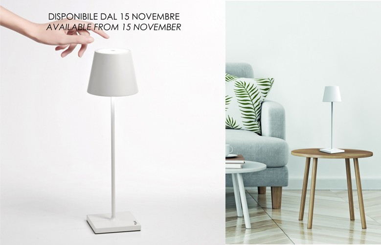 Poldina Table Lamp Portable and Touch