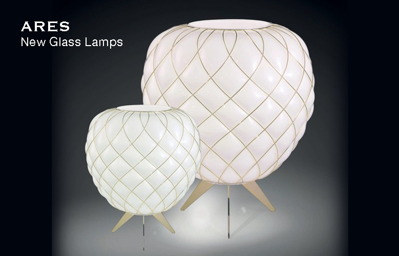 New Glass Lamps